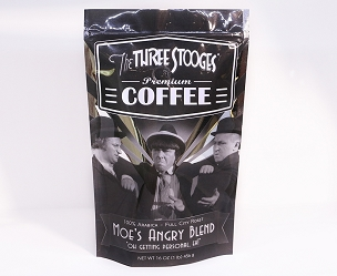 Moe's Angry Blend by The Three Stooges® Coffee
