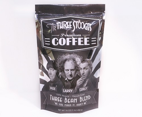 Three Bean Blend by The Three Stooges® Coffee